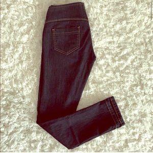 ASOS Petite Dark Skinny Jean Mid-rise Fits 2P